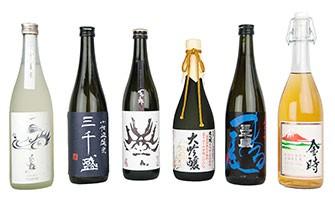 Tengu Sake ichiban sake selection
