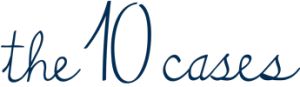 10 cases London logo