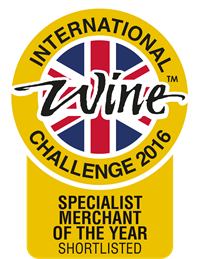 IWC Specialist Sake Merchant of the Year 2016