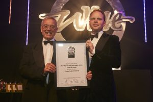 Oliver Hilton-Johnson IWC Merchant of the Year 2016