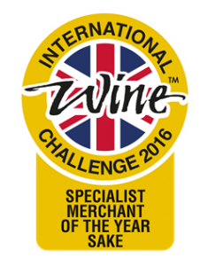 IWC Merchant of the Year for Sake 2016