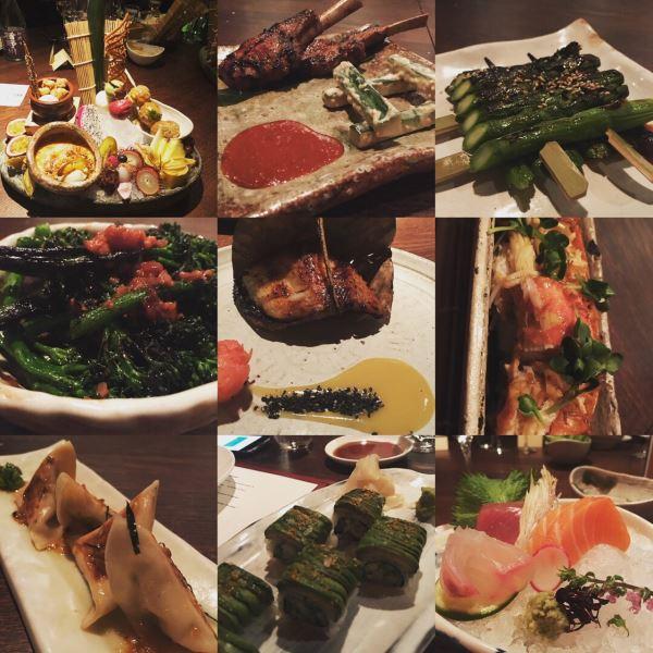Tatenokawa x Roka 1% Food