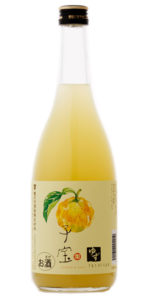 Bottle shot Kodakara Yuzu