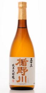 Tatenokawa 33 Junmai Daiginjo